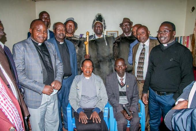 Section of Talai elders say William Ruto's coronation ceremony was fake