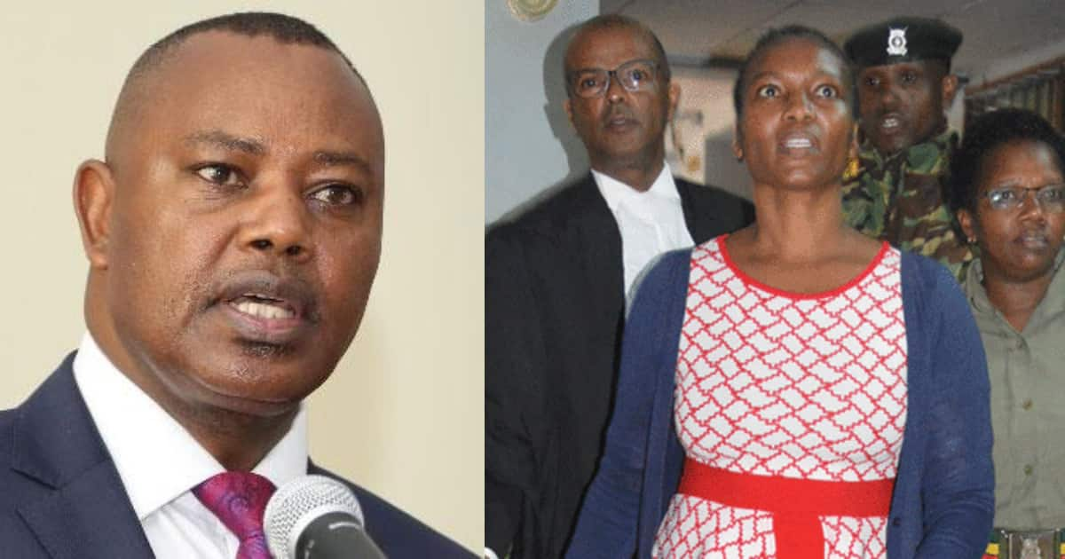 Sarah Wairimu wants DCI boss George Kinoti jailed over contempt of court