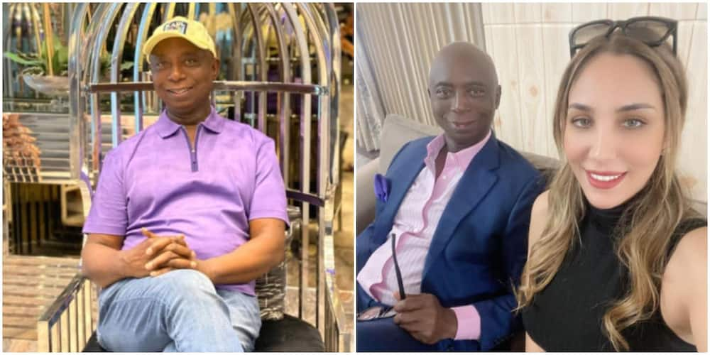 It has been 10 beautiful years: Ned Nwoko celebrates his Moroccan wife ahead of her 30th birthday