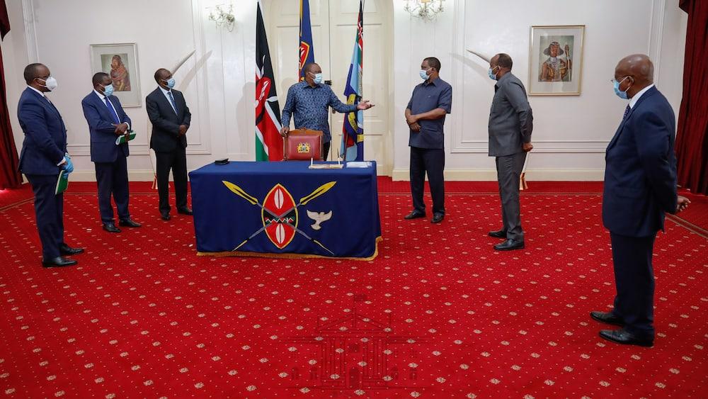 Tunafuata Raila kama ng'ombe ndio tusitimuliwe kama Duale, Junet asema