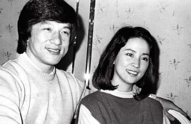 Joan Lin, Jackie Chan's wife, bio, age, children