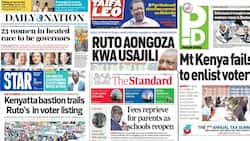 Kenyan Newspapers Review: 23 Women Warming Up for 2022 Gubernatorial Race