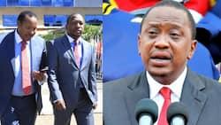 Sonko and Waititu helped upcountry politicians Uhuru, Ruto to dominate Nairobi, Aaron Cheruiyot says