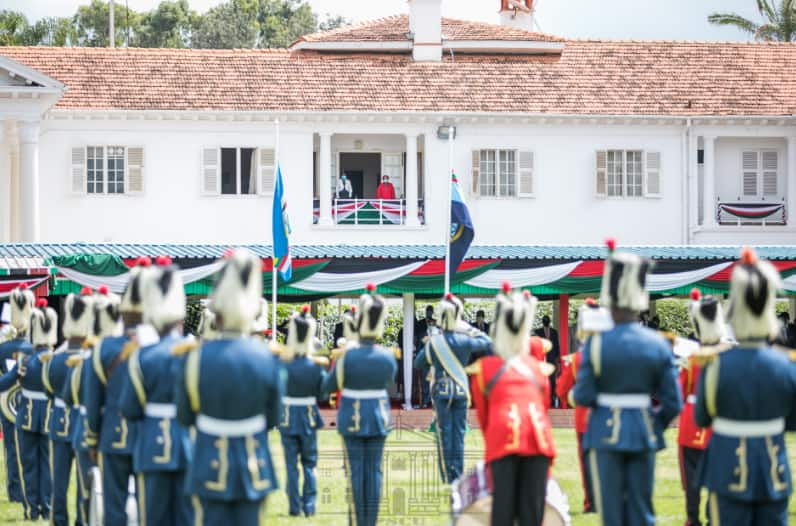 Kenyans suggest all State House staff be quarantined after 4 contracted COVID-19