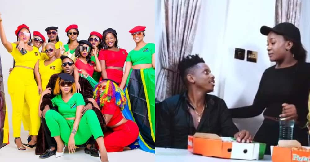 Wife Material S2 contestants forced to return home after Eric Omondi stopped filming