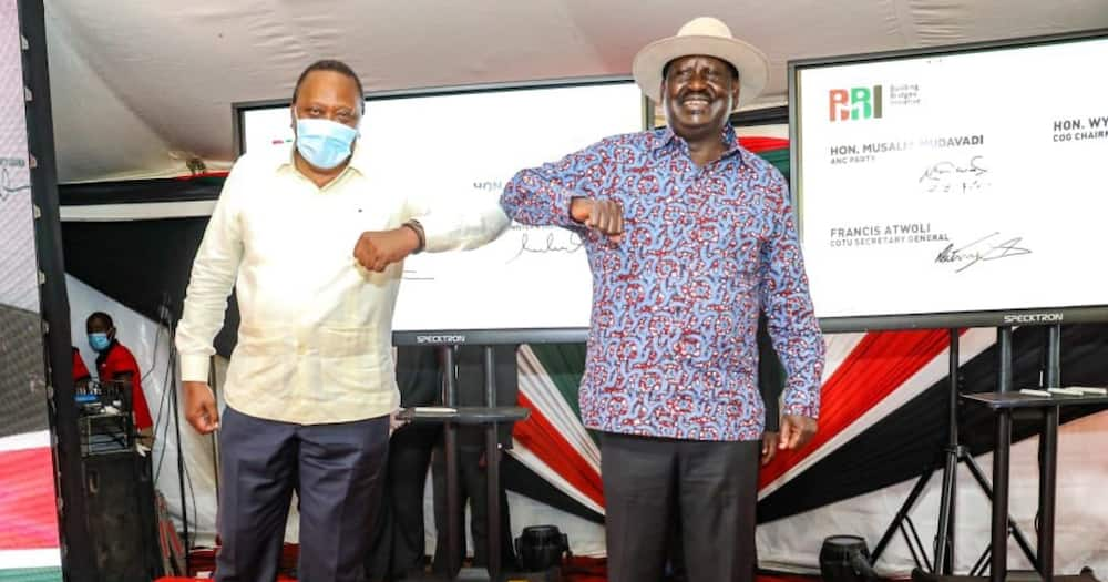 Only 29% of Kenyans will vote for BBI if referendum was held today, TIFA research
