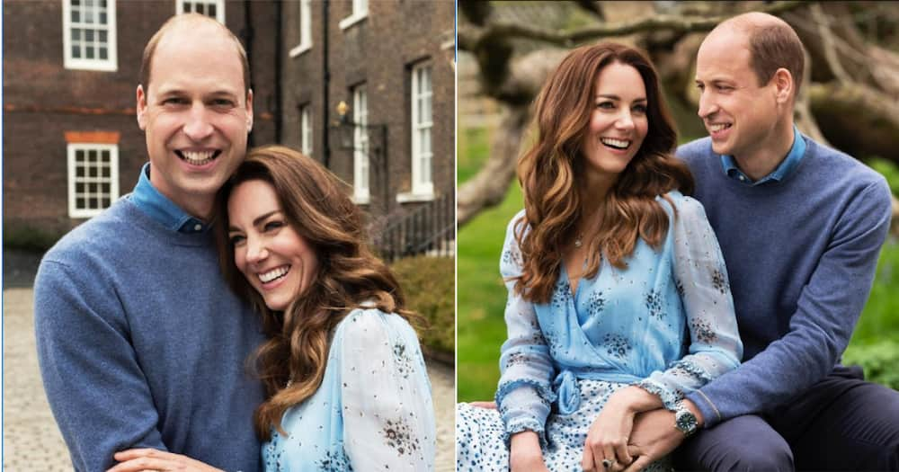 Prince William, Kate Middleton Celebrate 10th Wedding Anniversary with Stunning New Photos