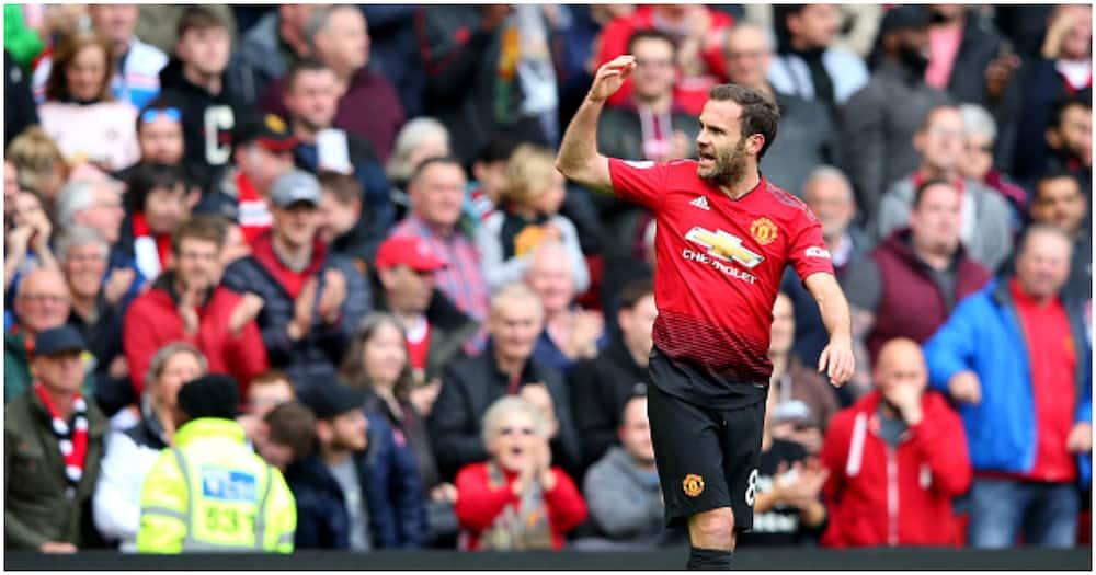Kiungo wa Man United Juan Mata akataa ofa ya KSh12 biliono kuhami Sudi Arabia