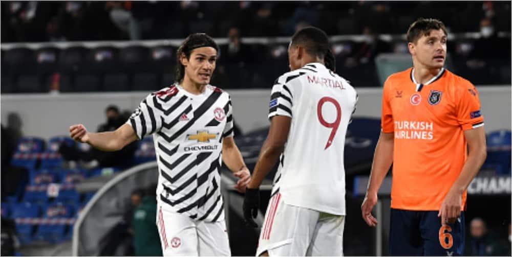 Edison Cavani, Martial: Solskajer confirms injuries to strikers ahead of Leipzig tie