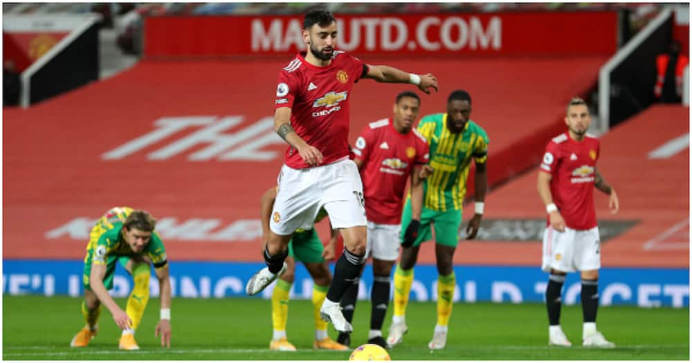 Paul Scholes hails Bruno Fernandes for role in West Bromwich