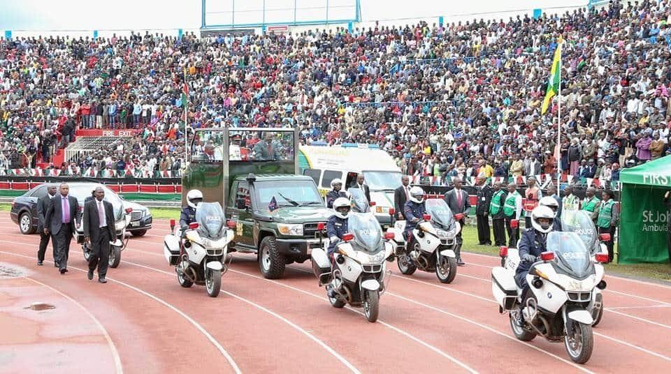 Madaraka day celebrations