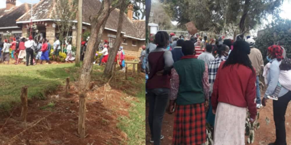 Nyeri: Wazazi Wamtimua Mwalimu Mkuu wa Shule kwa Madai ya Ulawiti