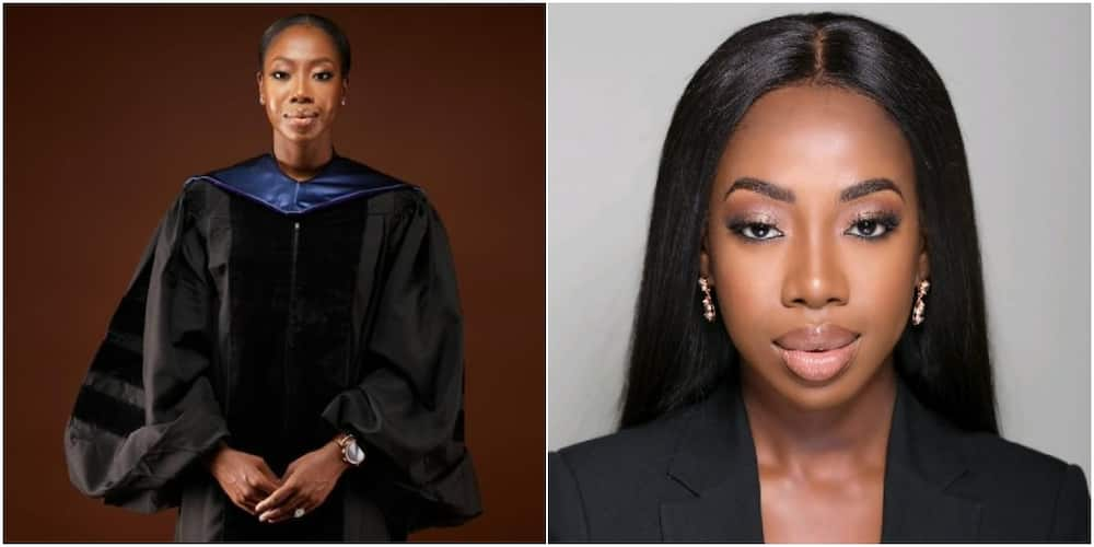 Lady bags law degree, becomes only woman in her lineage to get education