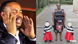 Msanii wa injili Ben Githae ampachika mimba na kumtoroka mama baada ya kujifungua mapacha?