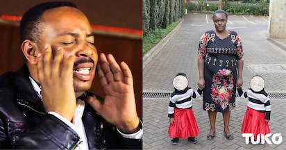 Gospel star Ben Githae accused of hiring goons, clobbering expectant baby mama to near death