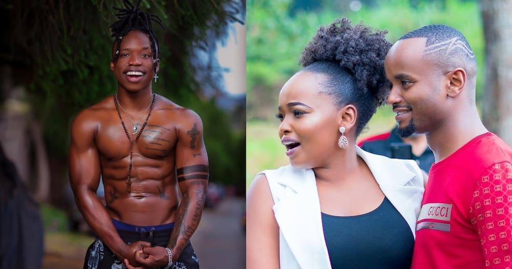 Kabi Wa Jesus says Flaqo is ruining his relationship.