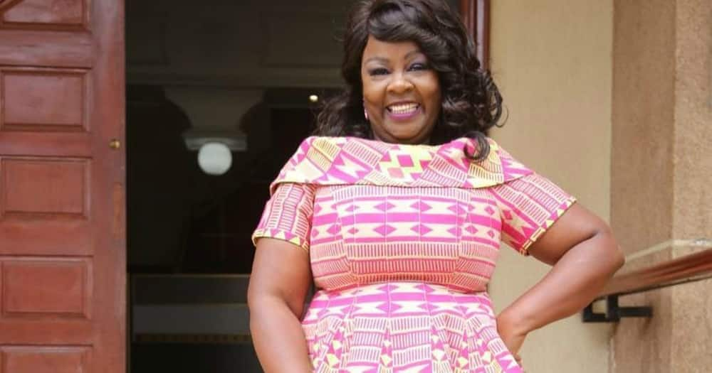 Kathy Kiuna tells couples to sow good seed if they want their marriages to work