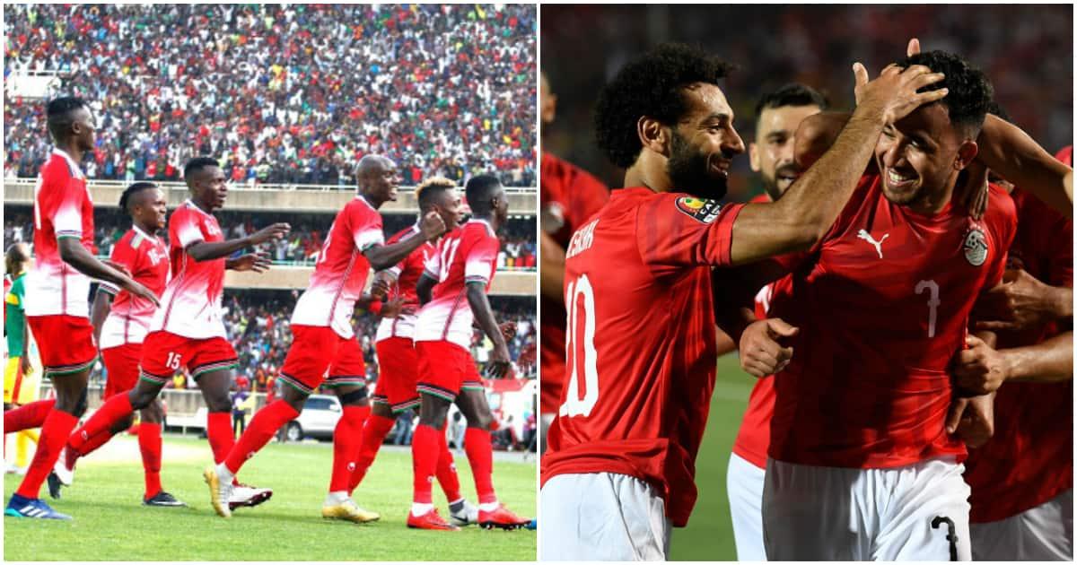 Egyptian government bails out broke Harambee Stars ▷ Kenya News