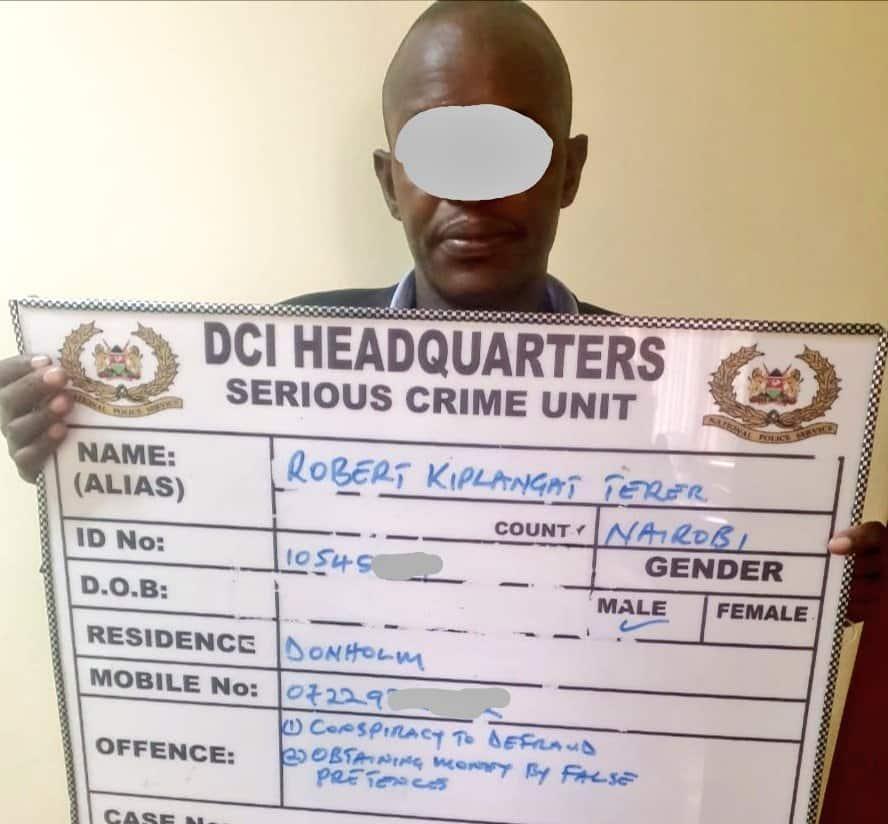 Wakenya 4 wanaswa kwa kumtapeli raia wa Niger KSh 21 milioni za dhahabu feki