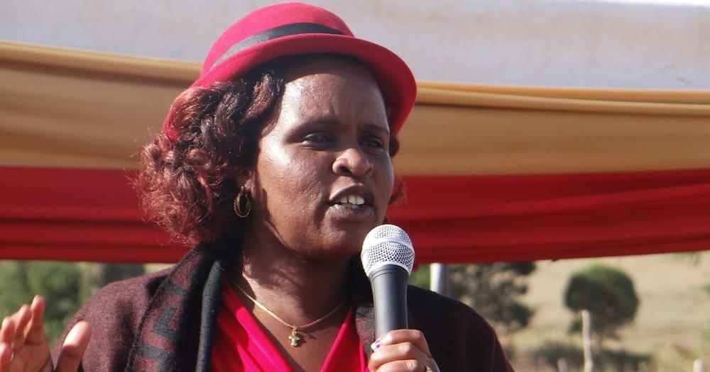 Peris Simam: Former Eldoret South MP eyes Uasin Gishu gubernatorial seat 4 years after conviction