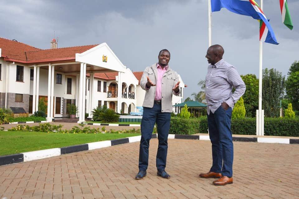 DP Ruto alazimika kuahirisha ziara ya Murang'a kuhudhuria kikao cha Rais Uhuru