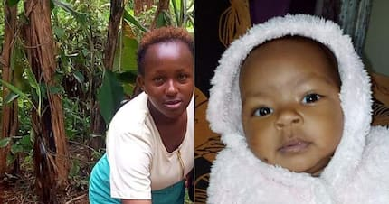 Kiambu couple looking for house help who allegedly kidnapped one year daughter