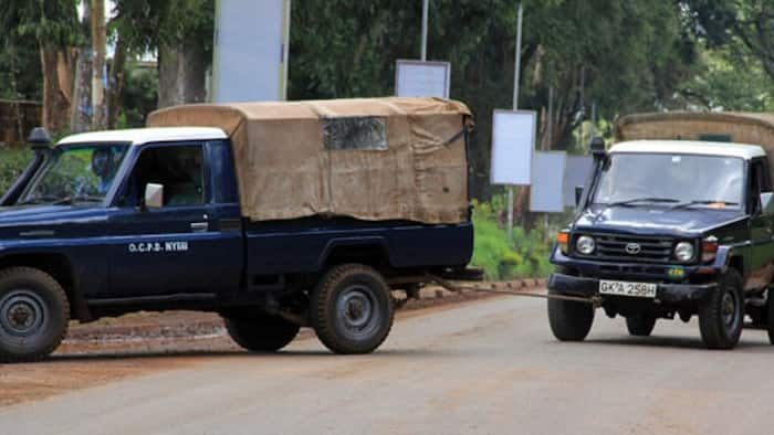 Mombasa: 2 police officers arrested for using woman's breast to extort KSh 106k from male foreigner