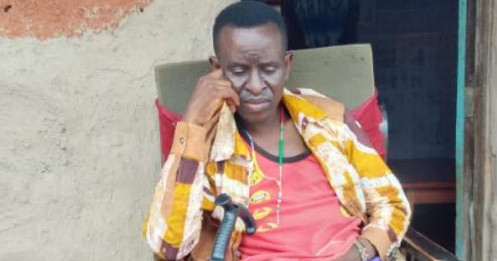 James Ragira: veteran musician dies in his house