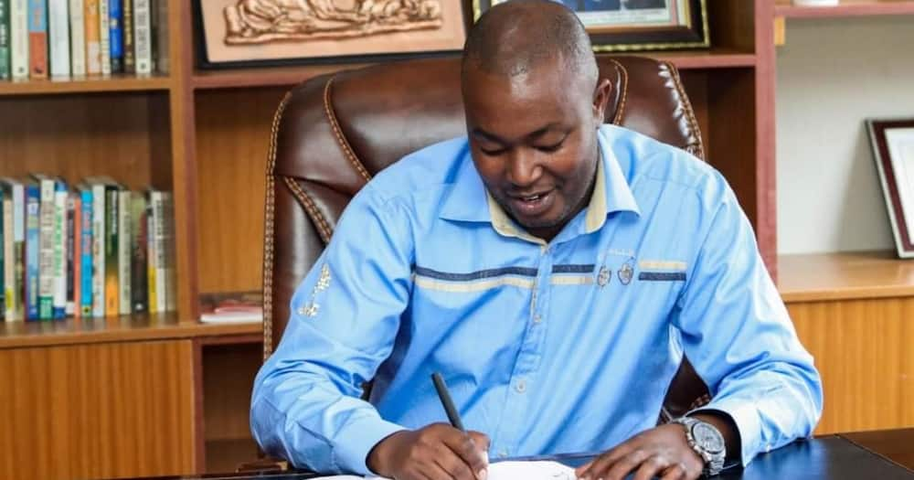 Mwandani wa DP Ruto Akutana na Ngunjiri Wambugu na Kuzua Ripoti Anaingia Kieleweke