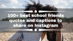 100+ best school friends quotes and captions to share on Instagram