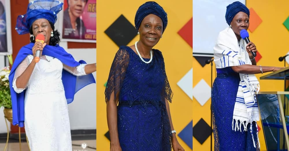 Ghanaian pastor's wife married for 25 years realizes husband had babies church member