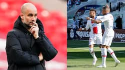 Pep Guardiola Makes Interesting Admission about Mbappe, Neymar ahead of UCL Clash