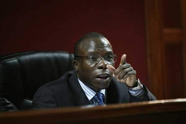 No nonsense judge George Odunga awarded Jurist of the year 2018