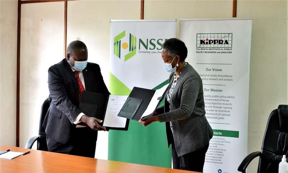 NSSF registration online