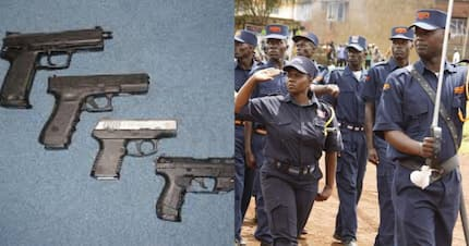 Private security guards to receive training on gun handling