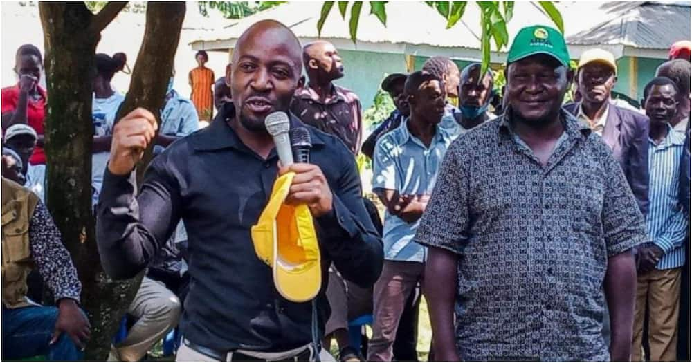 Matungu by-election: Late Justus Murunga's son steps down to support UDA candidate