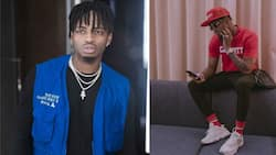 Diamond Platnumz Confuses Fans after Video of Him Looking Drunk During US Tour Emerged Online