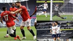 Man United Waweka Hai Ndoto ya Kutwaa Taji la EPL,Wapiga Spurs ugenini