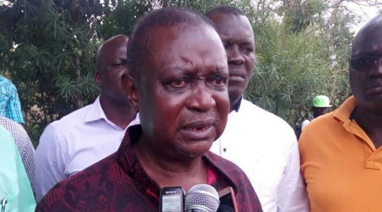 ODM: Baba awapiga breki wanaomezea viti 2022