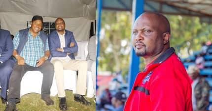 Kiambu Governor Waititu sends Moses Kuria's brother on compulsory leave