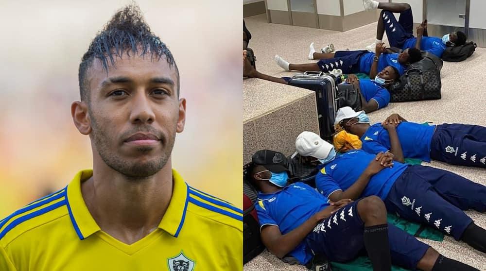Pierre-Emerick Aubameyang: Gabon coach fears Arsenal will stop star from international calls