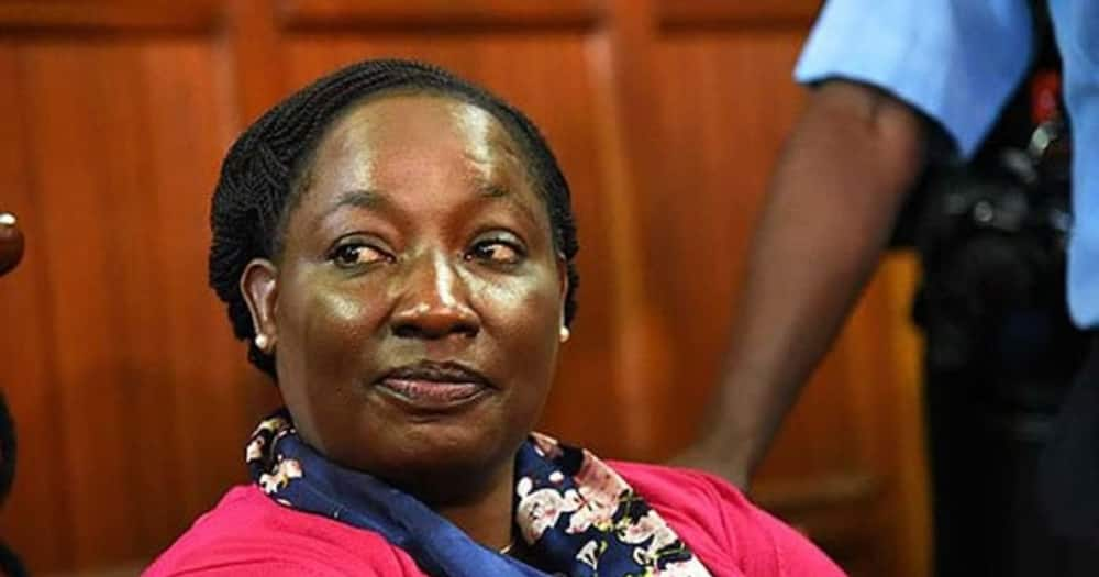 Court awards ex-youth PS Lilian Omollo one shilling for wrongful dismissal