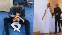 """Paul Kagame's First Daughter Ange Pays Tribute To Dad: """"Happy Father's Day to The First Man I Ever Loved"""""""