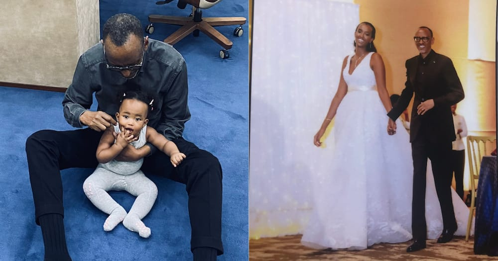 Paul Kagame's First Daughter Ange Pays Tribute To Dad on Father's Day