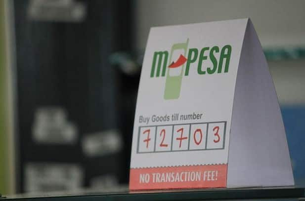 How to activate M-Pesa till number