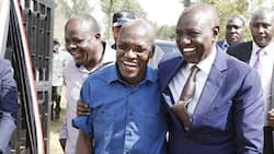 Boni Khalwale's Defence of Ruto's Property Fails, Netizens Revive Video of Him Accusing DP of Theft