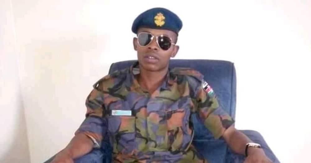 Fiancée of KDF pilot killed in Tsavo crash in tears, says relationship was its peak
