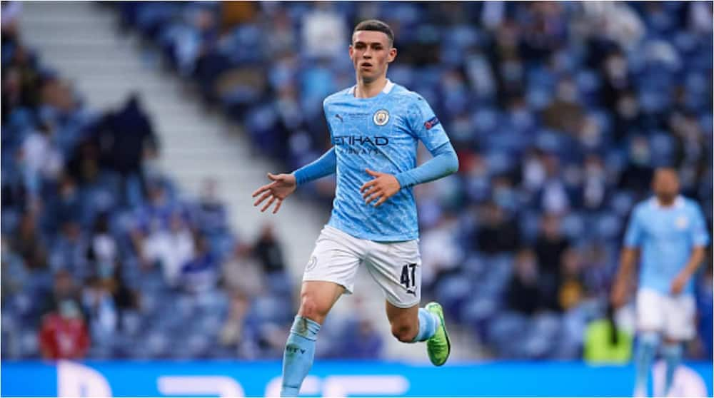 Man City Star Ahead of Fernandes, Greenwood in the Top 10 Players in the World With the Biggest Market Value