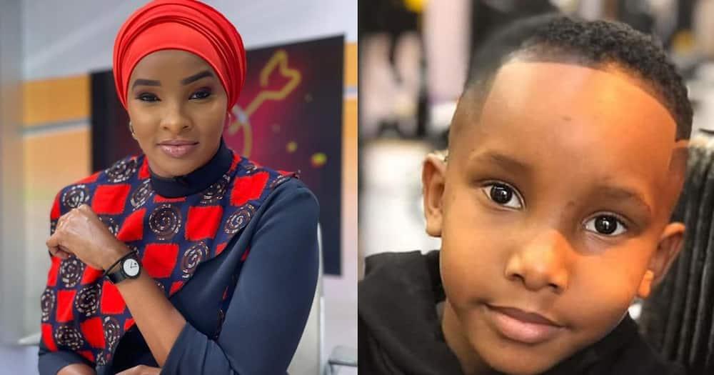 "Lulu Hassan Sweetly Celebrates Lookalike Son on 7th Birthday: ""My Best Friend"""