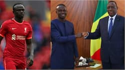 Liverpool Star Sadio Mane Set To Build 2nd Hospital In One Year in Senegal